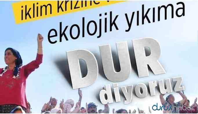 Ankara Valiliği ekoloji mitingini yasakladı