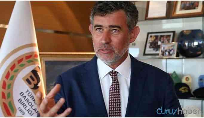 Barolar Birliği Başkanı Feyzioğlu'ndan skandal sözler!