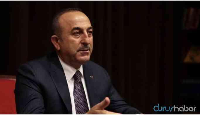 Çavuşoğlu'ndan operasyon açıklaması!