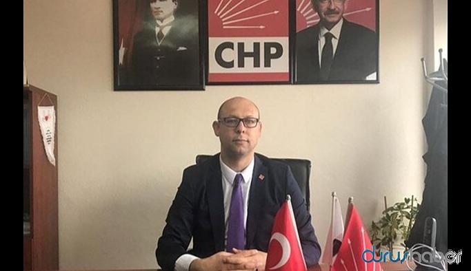 CHP İlçe Başkanı'na saldırı