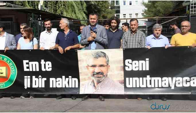 Diyarbakır Barosu: Seçenin iradesine saygı duymayan yaklaşım terk edilmelidir