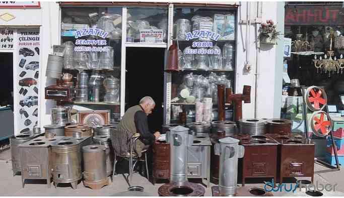 Doğalgaz ve elektrikli ısıtıcıya olan ilgi soba satışlarını düşürdü
