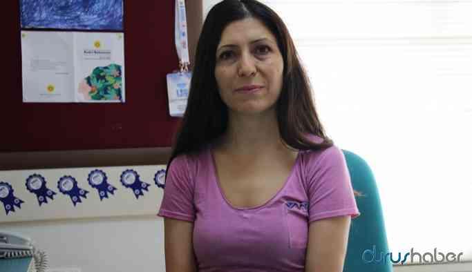 Eğitim Sen Kadın Sekreteri: Çocuklara savaşı değil barışı öğretmek zorundayız