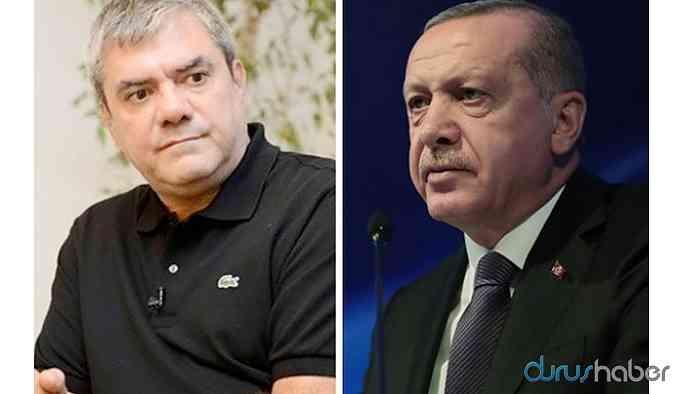 Erdoğan'dan Yılmaz Özdil ve Muharrem İnce mesajı!