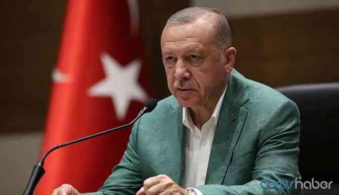 Erdoğan: İran'dan çatlak sesler geliyor