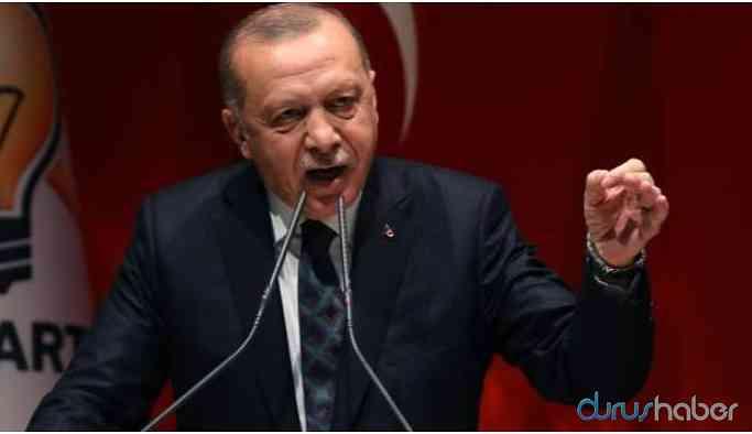 Erdoğan: AB, Bu harekata 'İşgal' derse kapıları açarız