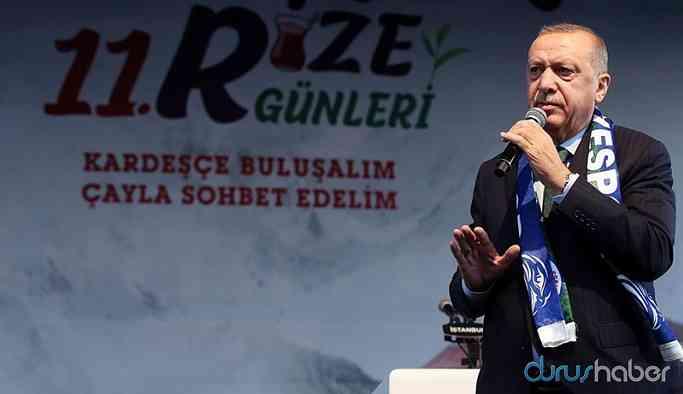 Erdoğan: Sigara içmek haramdır