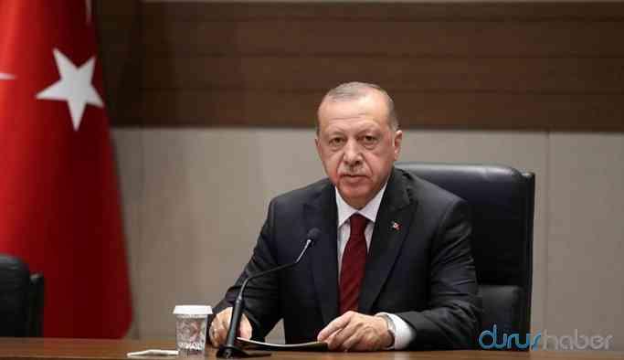 Erdoğan, Trump'ın Türkiye ile ilgili mesajları için ilk kez konuştu