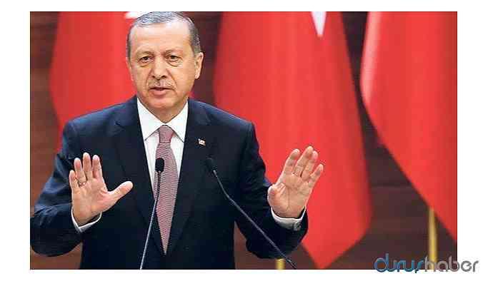 Erdoğan'dan 'Soykırımcı' kapağa suç duyurusu
