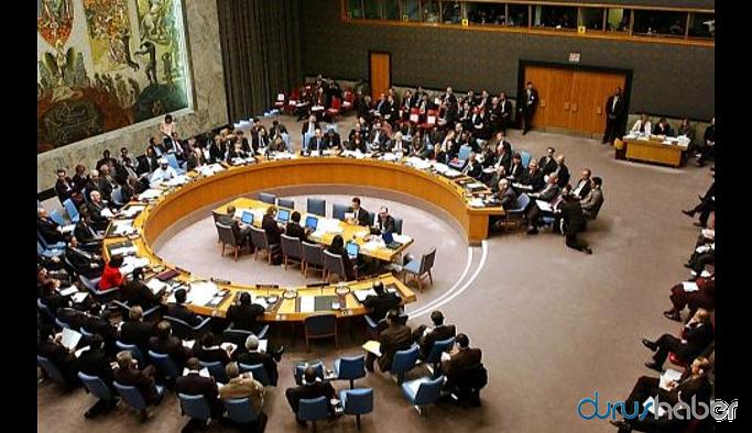 Fransa ve İngiltere'den BM Güvenlik Konseyi'ne toplanma çağrısı