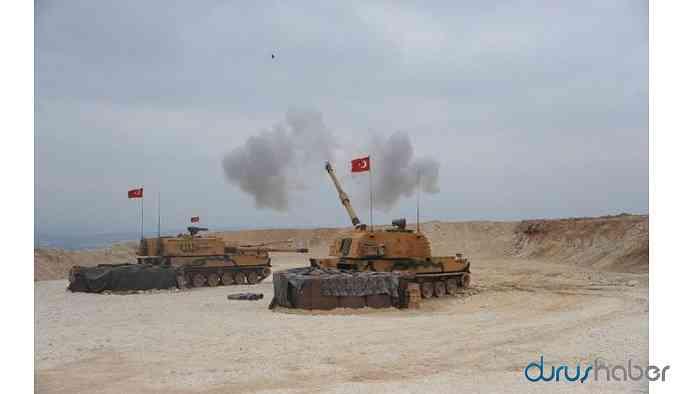 Harekatta ikinci gün: Tel Abyad'a geçişler ve hava saldırısı sürüyor