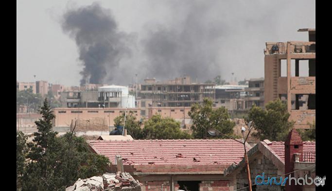 Haseke'de hapishaneye bombalı araç saldırısı