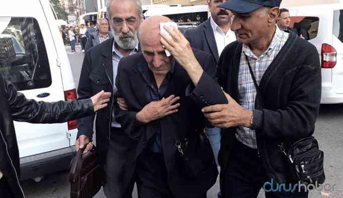HDP açıklamasına polis müdahalesi: Yaşananlar zorbalıktır