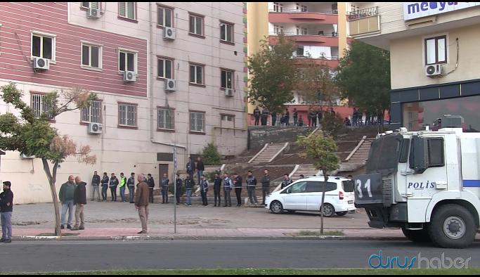 HDP binası ablukaya alındı: Giriş çıkışlar kapatıldı