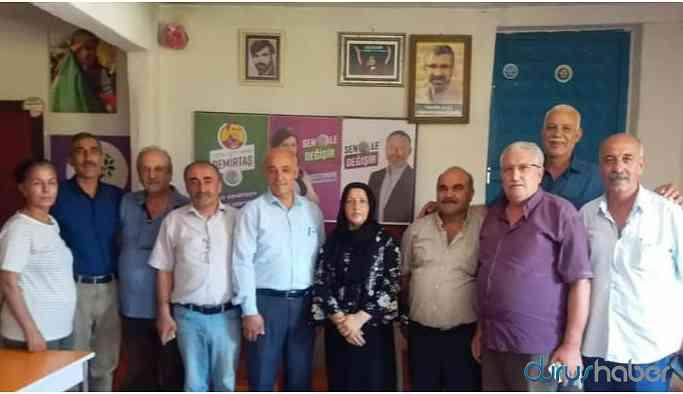 HDP Ceyhan eşbaşkanları gözaltına alındı