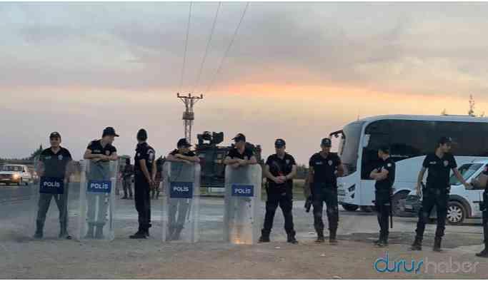 HDP'li vekiller Suruç'a sokulmadı