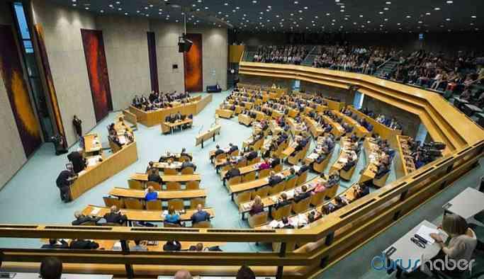 Hollanda Parlamentosu'ndan 'Türkiye'ye yaptırım' önerisi