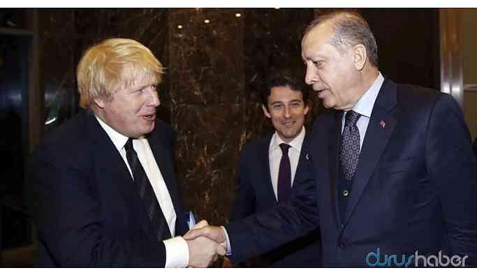 İngiltere Başbakanı Johnson'dan operasyona son verilmesi çağrısı