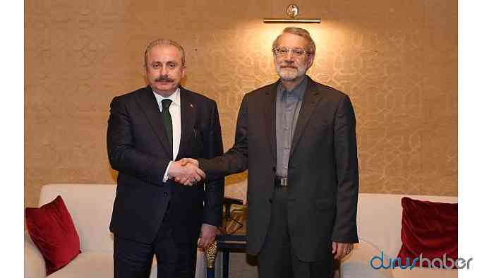 İran Meclis Başkanı'ndan flaş Türkiye kararı!