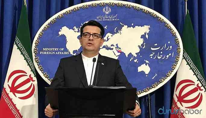 İran: Türkiye ve ABD'nin yaptığı anlaşmayı reddediyoruz