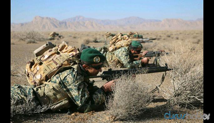 İran'dan Türkiye sınırında 'habersiz' tatbikat