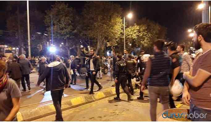 Kadıköy'de gözaltına alınan 10 kişi serbest bırakıldı