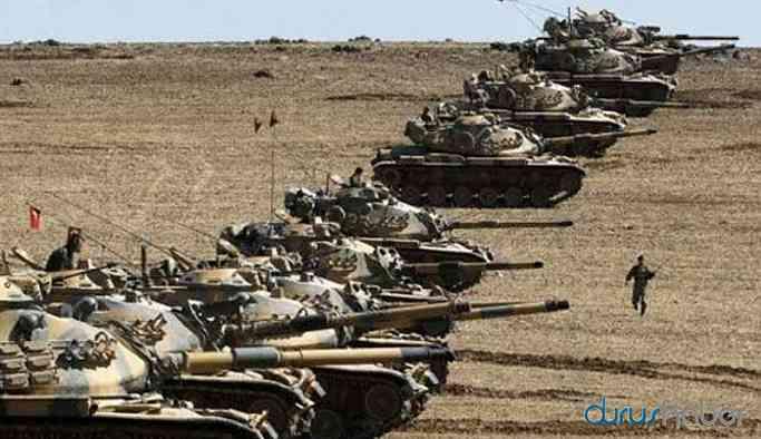 Kuzey Suriye harekatında 1 asker yaşamını yitirdi