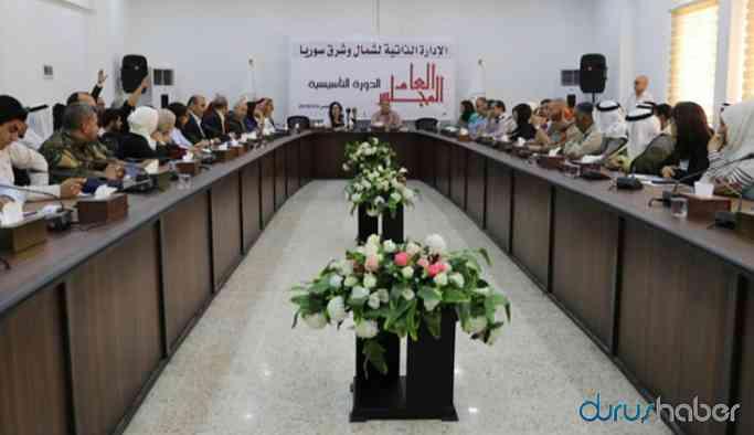 Kuzey ve Doğu Suriye Özerk Yönetimi seferberlik ilan etti