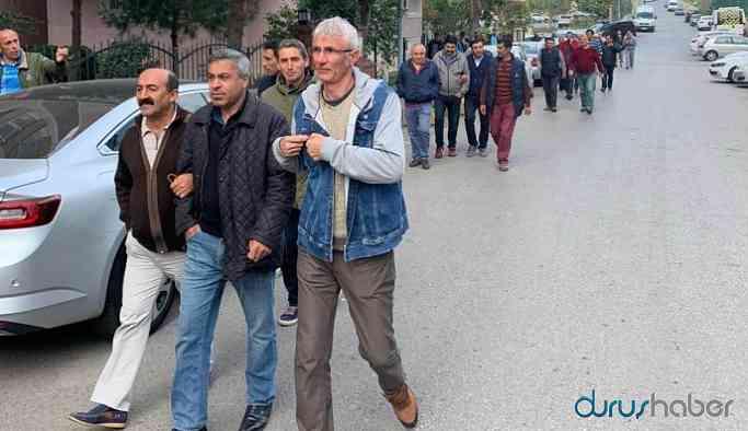Maltepe Belediyesi'nde 3 birim daha iş bıraktı