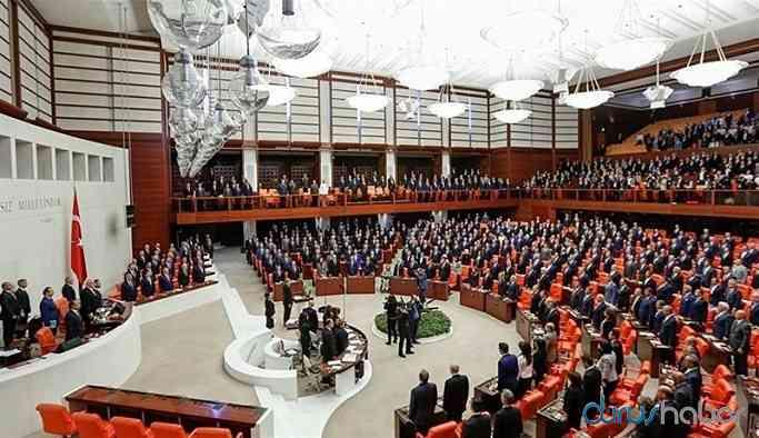 Meclis'teki 5 parti alternatif yargı paketi hazırladı: İYİ Parti'den yanıt bekleniyor