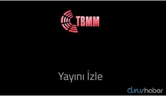 Meclis TV Kılıçdaroğlu'nun konuştuğu sırada yayını kesti