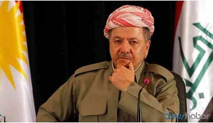 Mesud Barzani'den Rusya'ya çağrı!