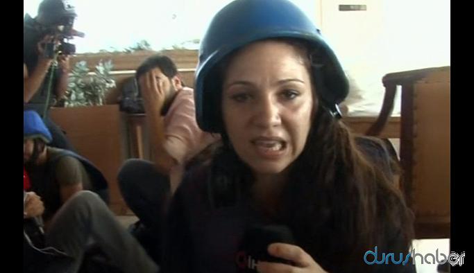 Nusaybin'de gazetecilerin olduğu binaya ateş açıldı