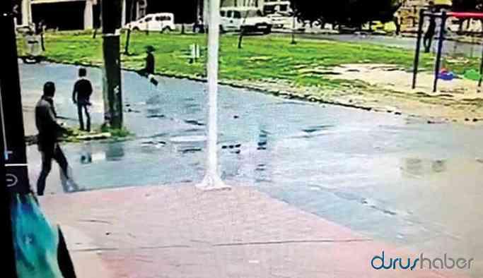 Parktaki 9 çocuğu havalı tüfekle vuran adam tutuklandı