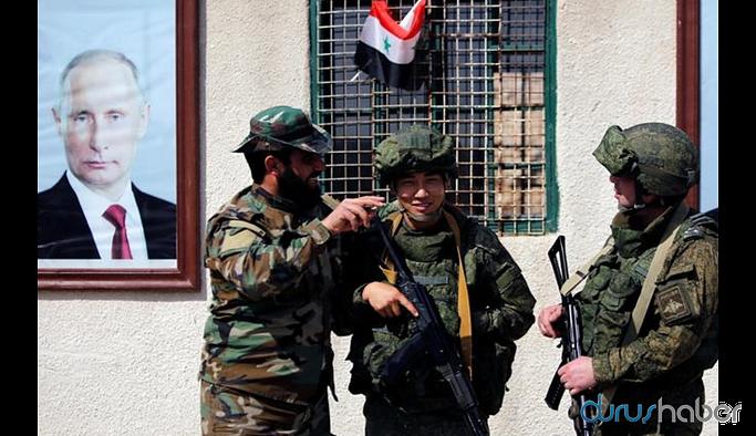 Putin: Eğer Şam isterse askerlerimizi çekeriz