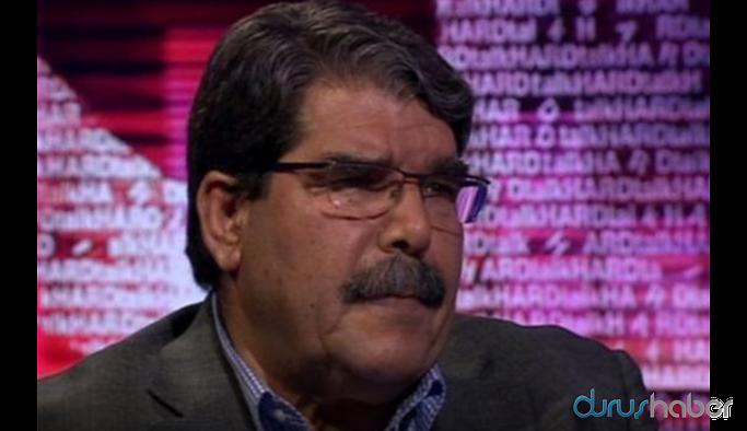 PYD Sözcüsü Salih Müslim'den flaş açıklama!