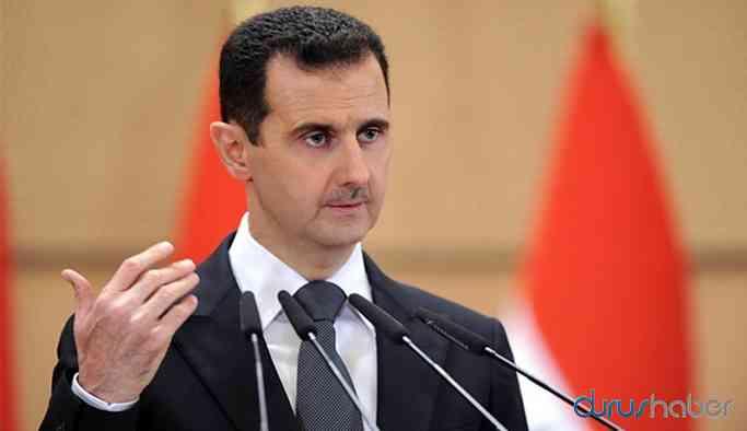 Rusya heyetinden Esad'a ziyaret