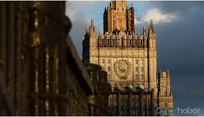 Rusya: Türkiye, Suriye'nin toprak bütünlüğünü ihlal ediyor