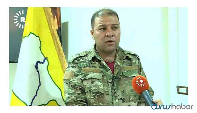 SDG'den açıklama: Güçlerimiz hazırlıklara başladı ve sınırda mevzilendi
