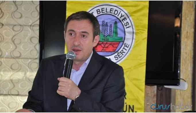Siirt Belediyesi eski Eşbaşkanı Bakırhan tahliye edildi