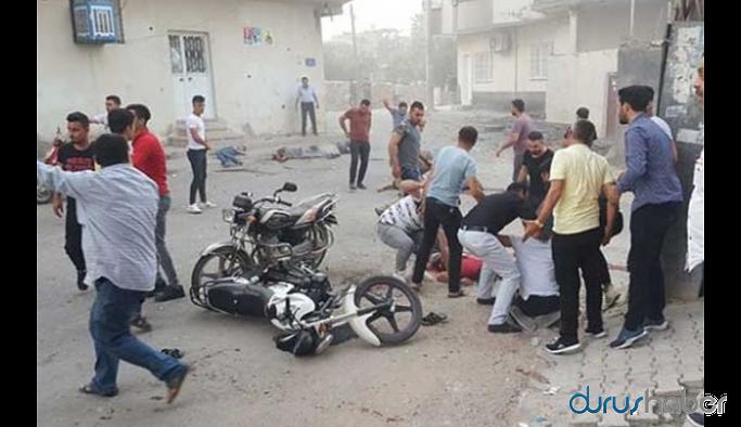 Nusaybin'de 8 kişi yaşamını yitirdi 35 kişi yaralandı