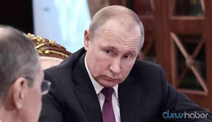 Putin'den flaş çıkış
