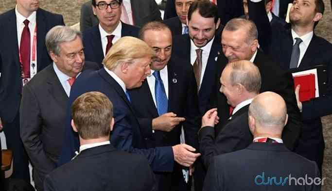 Trump'tan Suriye açıklaması: İyi haberler geliyor gibi