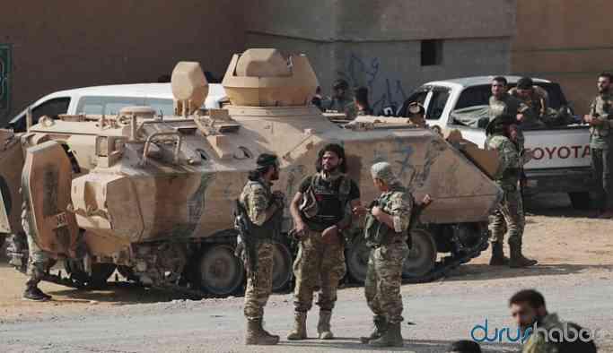 Türk güçleriyle Suriye ordusu arasında çatışma çıktı