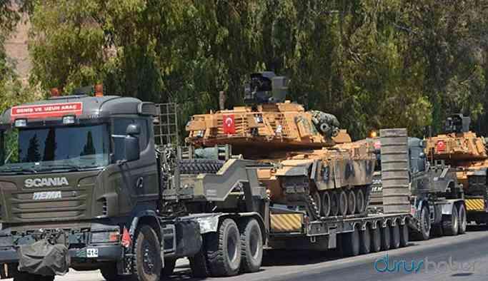 'Türkiye'nin en fazla 5 km girmesi konusunda anlaşmaya varıldı'