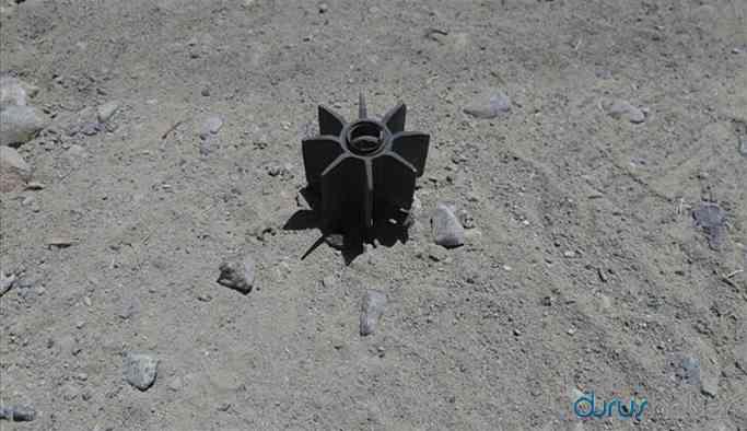 Urfa'ya havan mermisi düştü: Yaralılar var