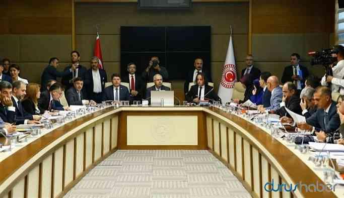 Yargı Reformu'nun ilk paketi komisyonda kabul edildi