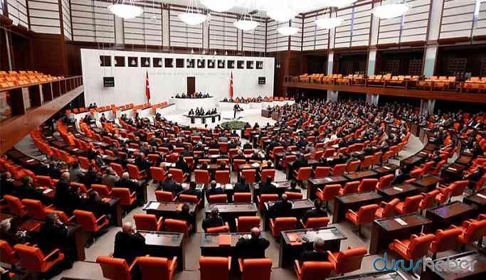 Yeni vergi düzenlemesi Meclis'te: İki yeni vergi geliyor