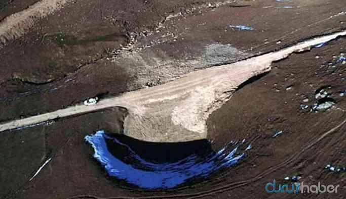 12 bin yıllık Dipsiz Göl'ü define için yok eden iki kişiden biri AKP'li