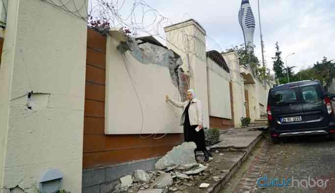 AKP'li belediye Unakıtan'ın evini yıktı